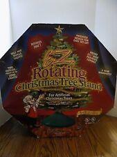 Rotating Christmas Tree Stand For