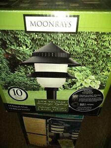 moonrays landscape walkway lights