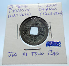 1225AD CHINESE Southern Song Dynasty Genuine LI ZONG Cash Coin of CHINA i72319