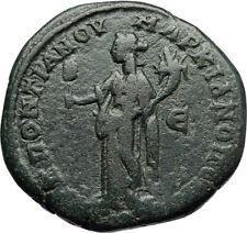 MACRINUS and DIAUDUMENIAN Marcianopolis Ancient Roman Coin w LIBERALITAS i70772