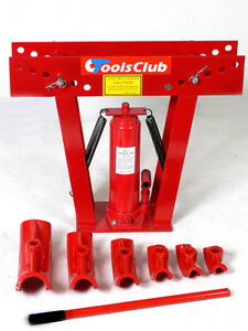 hydraulic tubing bender products for