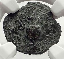 VALERIUS GRATUS Roman Jerusalem Prefect TIBERIUS LIVIA Biblical Coin NGC i70894