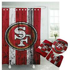 49ers bathroom set ebay