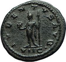 GALLIENUS Ancient 267AD Antioch Authentic Original Genuine Roman Coin i66586