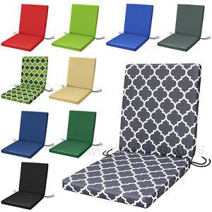 garden cushion covers for sale ebay