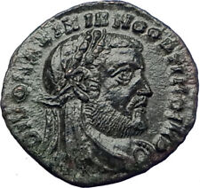 MAXIMIAN 317AD Posthumous under Constantine I Ancient  Roman Coin  i73462