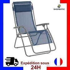 lafuma chaise en vente ebay