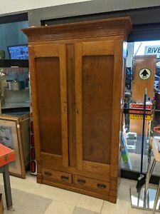https www ebay com b oak antique armoires wardrobes 98436 bn 55108386