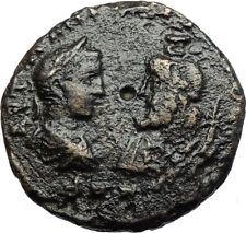 GORDIAN III & Serapis Ancient 238AD Odessos Thrace Roman Coin HOMONOIA i71081