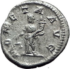 CARACALLA 213AD  Silver Authentic Genuine Ancient Roman Coin MONETA i65088