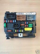 GENUINE CITROEN C3 PICASSO UNDER BONNET FUSE BOX | eBay