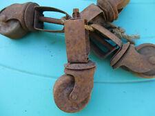 roulette vintage pour meuble en vente