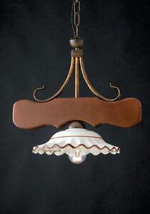 Se scelti con attenzione, i lampadari da cucina rappresentano la carta vincente di qualsiasi ambiente, capaci di. Lampadario Rustico Acquisti Online Su Ebay