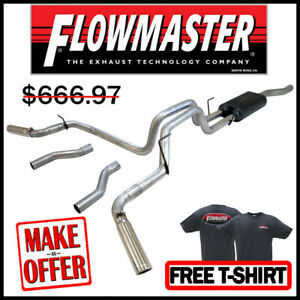 flowmaster exhaust systems for ford