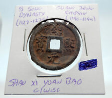 1190AD CHINESE Southern Song Dynasty Genuine GUANG ZONG Cash Coin CHINA i75251