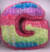justice initial pillow ebay