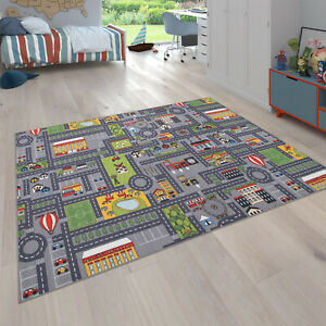 tapis de jeu voiture dans tapis pour