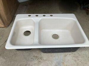 kohler cast iron home kitchen sinks for