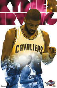 kyrie irving nba fan posters for sale