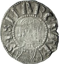 1100AD FRANCE Limoges Medieval Silver French Coin w SAINT MARTIAL ABBEY i74587