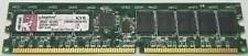 KINGSTON 1GB PC-2100 DDR-266 184-PIN DIMM KVR266X72RC25/1024