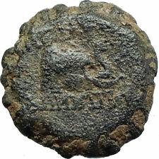 DEMETRIOS I Soter RARE R3 Ancient Seleukid Greek Coin HORSE ELEPHANT i75703