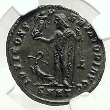 LICINIUS I Authentic Ancient 313AD Heraclea Genuine Roman Coin NGC MS i76322