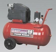 Sealey Red Vehicle Air Compressors