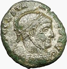 Constantine I The Great 319D Ancient Roman Coin Two Victories w shield  i35003
