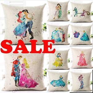 disney princess pillow in decorative