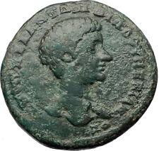 DIADUMENIAN 218AD Nicopolis ad Istrum Quality  Ancient Roman Coin Tyche  i73372