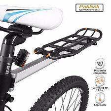 ibera bicycle carrier and pannier racks