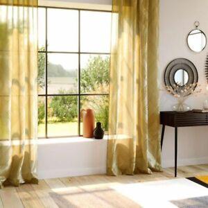 https www ebay fr b rideaux et voilages jaunes en polyester pour la maison 45515 bn 59701916