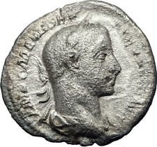 SEVERUS ALEXANDER 229AD Rome Ancient Silver Roman Coin Liberalitas i73575