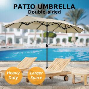 12 ft umbrella in garden patio