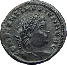 Constantine II Jr Constantine I son as Caesar Ancient  Roman Coin Wreath  i73196