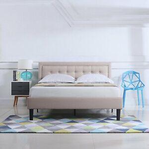 ivory queen platform beds frames for