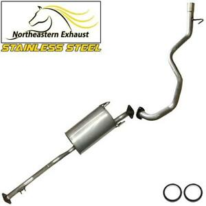 exhaust systems for 1999 toyota 4runner