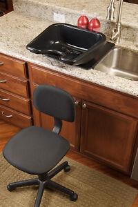 backwash units shampoo bowls for sale