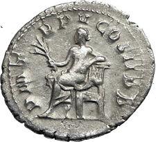 GORDIAN III  240AD Authentic Genuine Silver Ancient Roman Coin APOLLO i67330