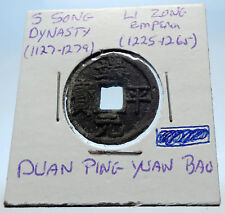 1225AD CHINESE Southern Song Dynasty Genuine LI ZONG Cash Coin of CHINA i72315