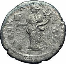 SEPTIMIUS SEVERUS 193AD Emesa Rare Silver Ancient Roman Coin Liberalitas  i77301