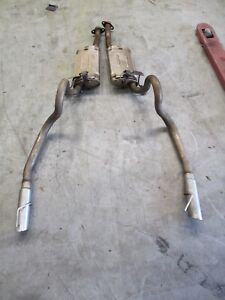 exhaust systems for 2001 ford mustang