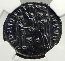 MAXIMIAN Authentic Ancient 295AD Genuine Original Roman Coin JUPITER NGC i76320