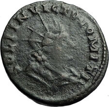 CONSTANTINE I the Great Authentic Ancient 310AD Roman Coin w SOL SUN GOD i71055