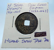 1022AD CHINESE Northern Song Dynasty Antique REN ZONG Cash Coin of CHINA i72706