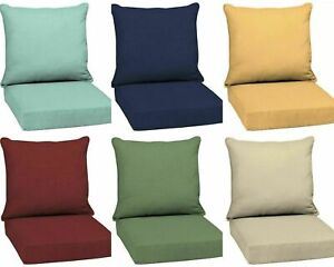 chair patio furniture cushion sets for