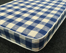 4ft Small Double Budget Spring Mattress 6 Inches Open Coil
