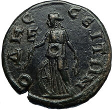 GORDIAN III & TRANQUILLINA Odessos Thrace  Ancient Roman Coin NEMESIS i71015