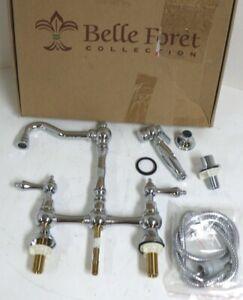 belle foret kitchen faucets for sale ebay